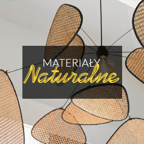Naturalne materialy